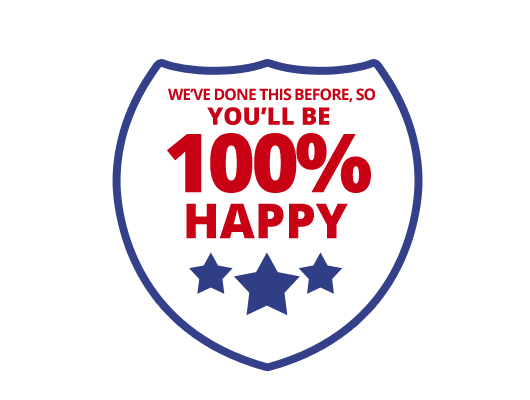 Are you 100% happy with your website designers?